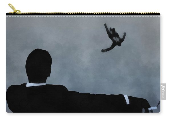 Mad Men Art Carry-all Pouch
