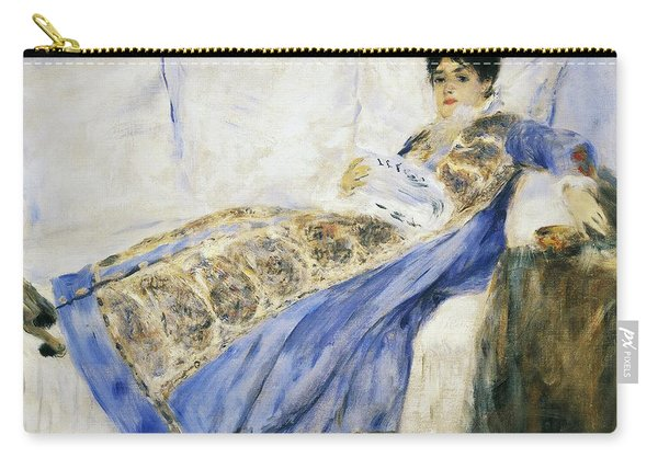 Madame Monet Reading Carry-all Pouch