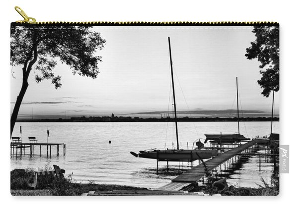 Madison Capitol Across Lake Monona Carry-all Pouch