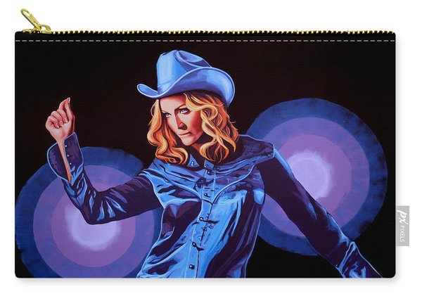 Madonna Painting Carry-all Pouch