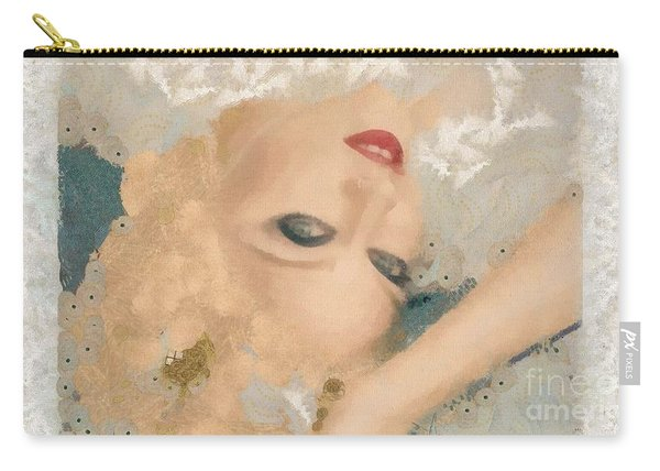 Madonna Wow Carry-all Pouch