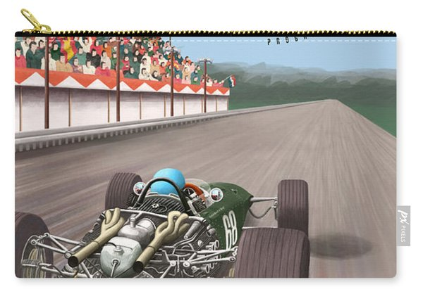 Madrid Grand Prix 1968 Carry-all Pouch