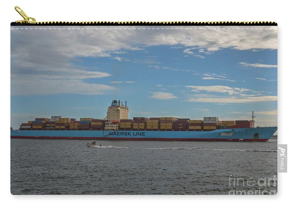 Ocean Going Freighter Carry-all Pouch