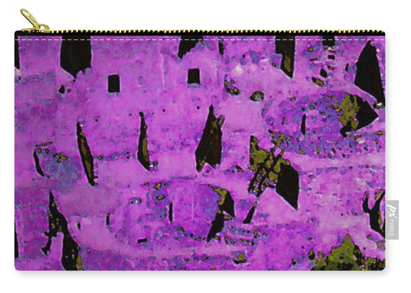 Magenta Dwelling Carry-all Pouch