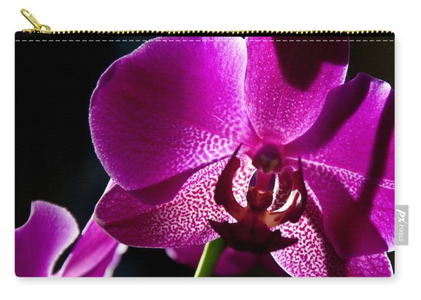 Magenta Orchid Carry-all Pouch