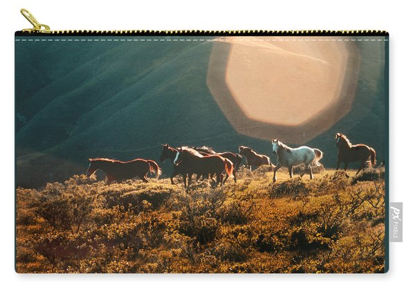 Magical Herd Carry-all Pouch