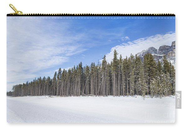 Magnetic North Carry-all Pouch