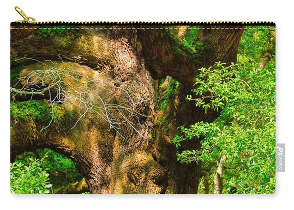 Magnificent Angel Oak Carry-all Pouch