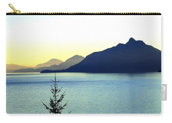 Magnificent Howe Sound Carry-all Pouch