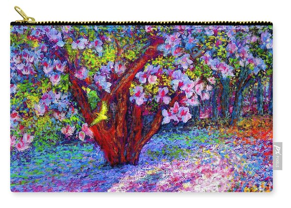 Magnolia Melody Carry-all Pouch
