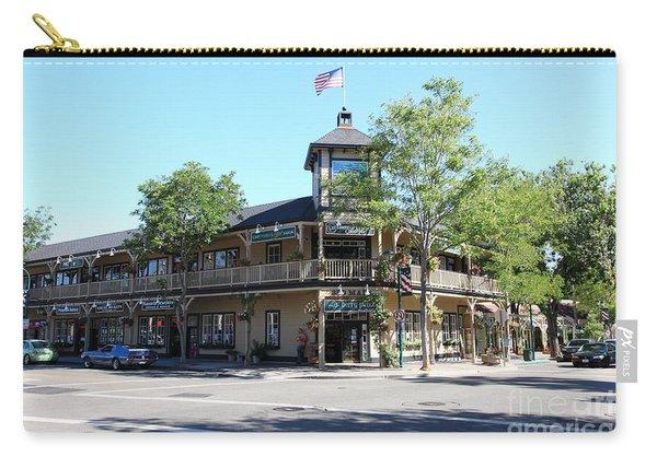 Main Street Americana Pleasanton California 5d23987 Carry-all Pouch