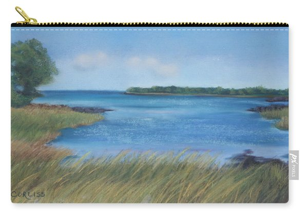 Maine Blues Carry-all Pouch