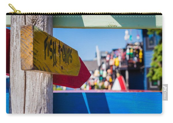 Maine Lobster Carry-all Pouch