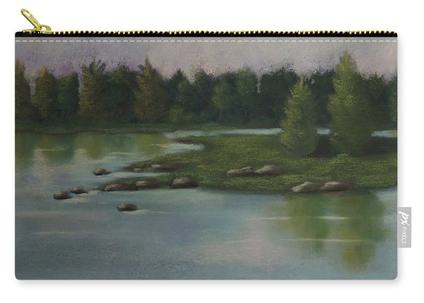Maine Reflections Carry-all Pouch