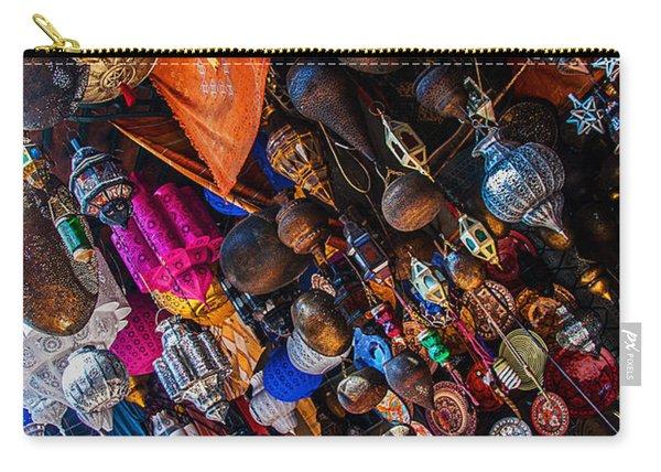 Marrakech Lanterns Carry-all Pouch