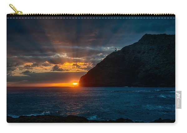 Makapuu Sunrise Carry-all Pouch