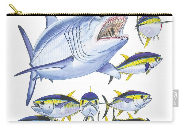 Mako Attack Carry-all Pouch