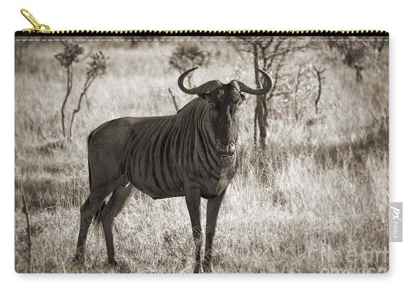 Male Gnu Carry-all Pouch