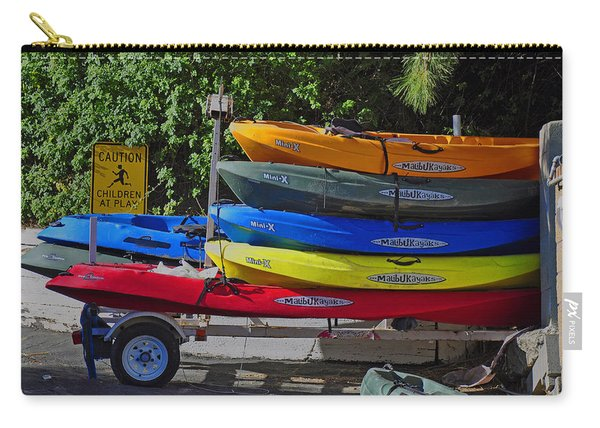 Malibu Kayaks Carry-all Pouch
