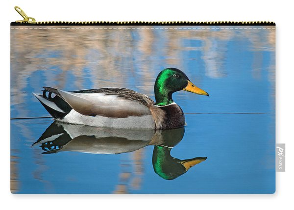 Mallard Reflection Carry-all Pouch