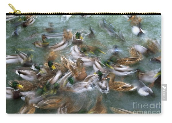 Mallards Carry-all Pouch