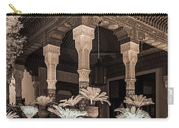 Mamounia Hotel In Marrakech Carry-all Pouch