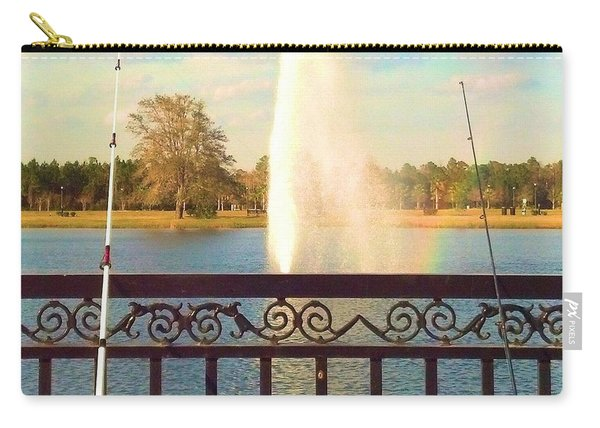 Man Made Rainbow Carry-all Pouch