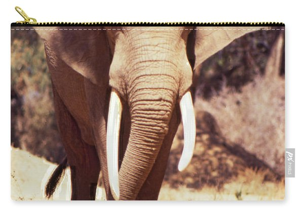 Mana Pools Elephant Carry-all Pouch