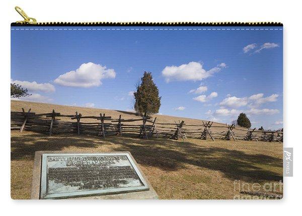 Manassas National Battlefield Park Carry-all Pouch
