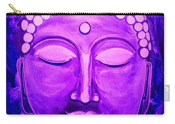 Mandi's Buddha Carry-all Pouch