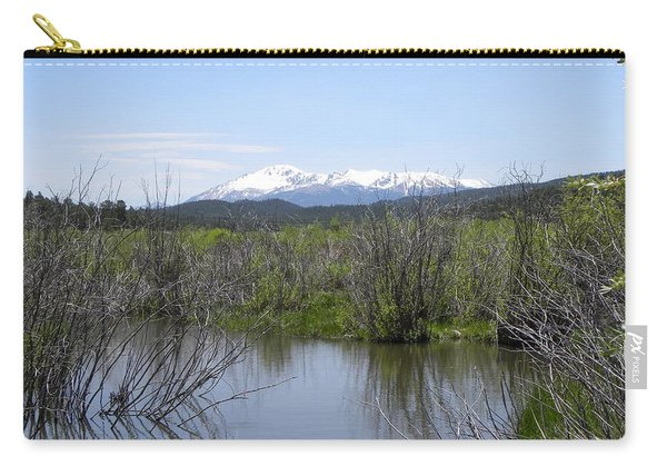 Lake Manitou Sp Woodland Park Co Carry-all Pouch