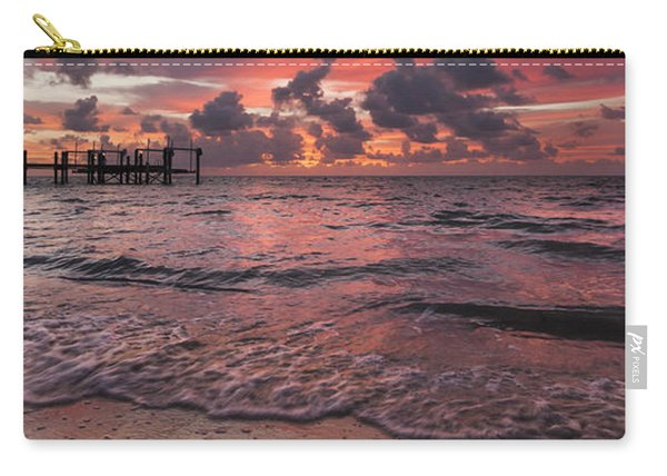 Marathon Key Sunrise Panoramic Carry-all Pouch