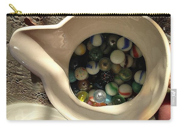 Marbleous 1 Carry-all Pouch