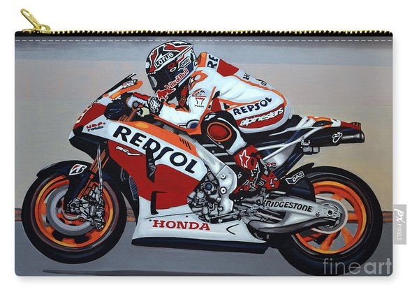 Marc Marquez Carry-all Pouch