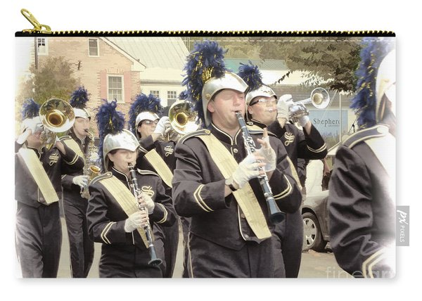 Marching Band - Shepherd University Ram Band At Homecoming 2012 Carry-all Pouch