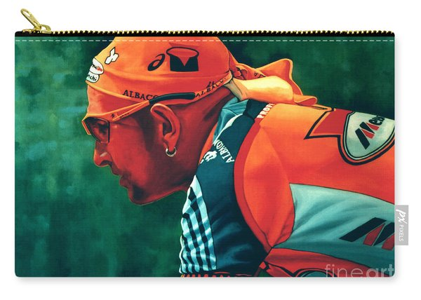 Marco Pantani 2 Carry-all Pouch