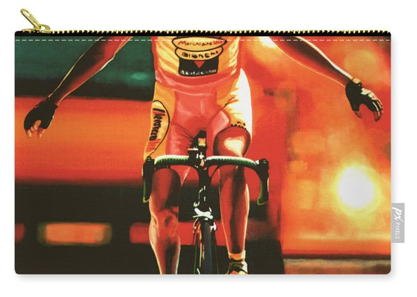 Marco Pantani Carry-all Pouch
