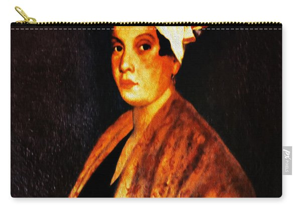 Marie Laveau - New Orleans Witch Carry-all Pouch