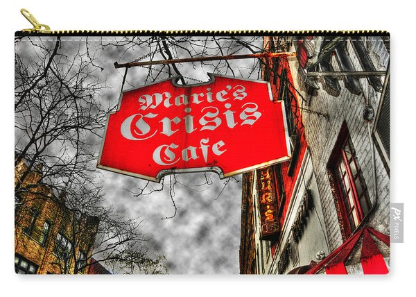 Marie's Crisis Cafe Carry-all Pouch