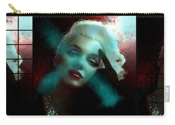 Marilyn 128 Tryp  Carry-all Pouch