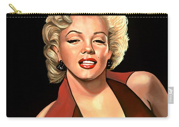 Marilyn Monroe 4 Carry-all Pouch