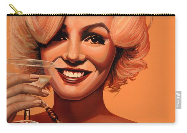 Marilyn Monroe 5 Carry-all Pouch