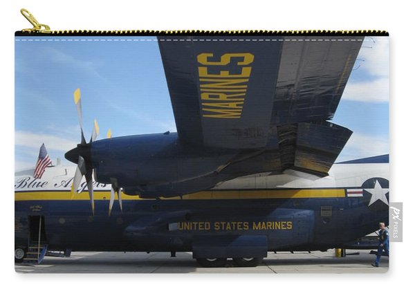 Marine Powered Carry-all Pouch