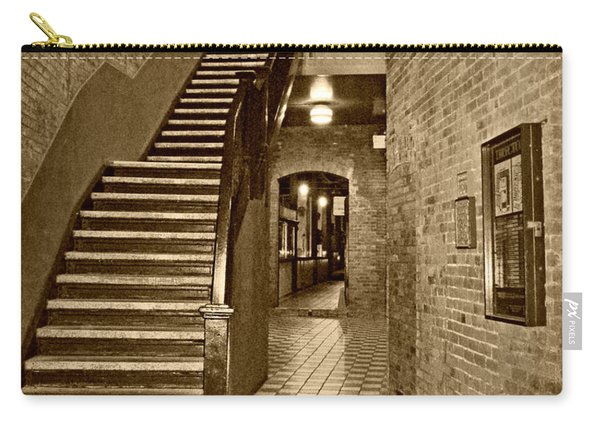 Market Square - Sepia 2 Carry-all Pouch