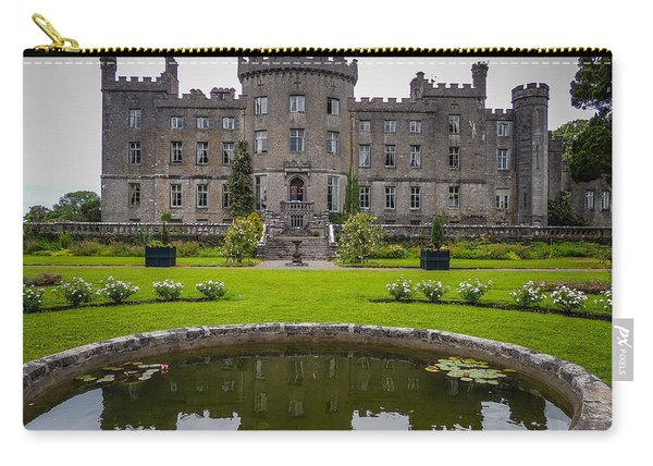 Markree Castle In Ireland's County Sligo Carry-all Pouch