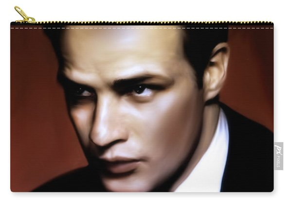 Marlon Brando Tribute Carry-all Pouch