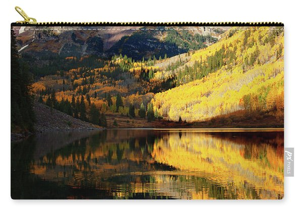 Maroon Bells Autumn Carry-all Pouch