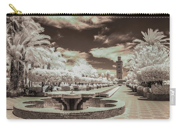 Marrakech - La Koutoubia Carry-all Pouch