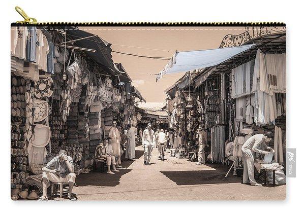 Marrakech Souk Carry-all Pouch