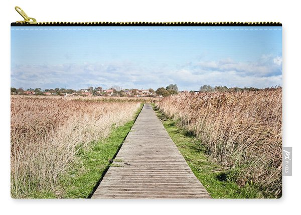 Marshland Path Carry-all Pouch